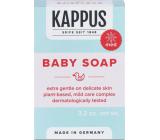 Kappus Lékařské toaletní mýdlo pro citlivou dětskou pokožku 100 g
