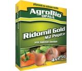 AgroBio Ridomil Gold MZ Pepite fungicid přípravek na ochranu rostlin 3 x 5 g