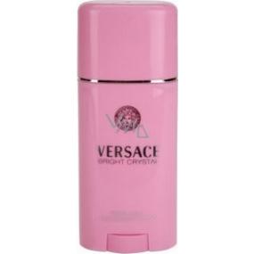 Versace Bright Crystal deodorant stick pro ženy 50 ml
