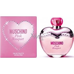 Moschino Pink Bouquet toaletní voda pro ženy 30 ml