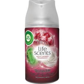 Air Wick FreshMatic Max Life Scents Zimní lesní plody náhradní náplň 250 ml