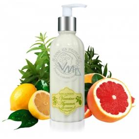 Jeanne en Provence Verveine Agrumes Verbena a Citrusové plody tělové mléko 250 ml