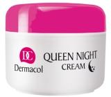 Dermacol Queen Night Cream noční hloubková péče 50 ml