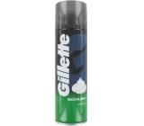 Gillette Mentolová pěna na holení pro muže 300 ml