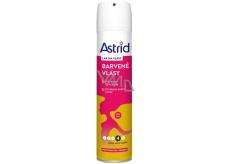 Astrid Barvené vlasy lak na vlasy extra silný účinek 250 ml