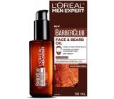 Loreal Paris Men Expert BarberClub Long Beard & Skin Oil olej pro plnovous a pleť 30 ml