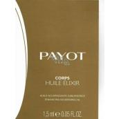 Payot Body Huile Elixir zvýrazňující a vyživující olej na obličej, tělo i vlasy s výtažky z myrhy a amyris 1,5 ml