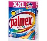 Palmex Color prášek na praní barevného prádla 70 dávek, 4,9 kg BOX