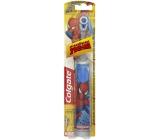 Colgate Kids Spiderman elektrický zubní kartáček pro děti