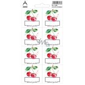 Arch Samolepky na zavařování Třešně/Višně Natural product 8 etiket