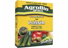 AgroBio Acrobat MZ WG přípravek proti plísním v bramborách, révě, okurkách, rajčatech a cibuli fungicid - přípravek na ochranu rostlin 3 x 20 g