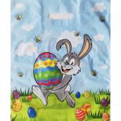 Nekupto Igelitová taška 380 x 450 mm Velikonoční Zajíc