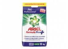 Ariel Profi Formula dezinfekční prášek na praní bílé a stálobarevné prádlo 13 kg