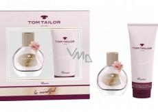 Tom Tailor Be Mindful Woman toaletní voda 30 ml + sprchový gel 100 ml, dárková sada