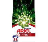 Ariel Aquapuder Ultra Oxi Effect prací prášek na bílé, barevné a černé prádlo 38 dávek 2,850 kg
