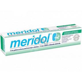 Meridol Safe Breath zubní pasta chrání před zápachem z ústní dutiny 75 ml