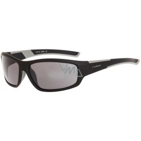 Relax Ronu Sluneční brýle černo šedé R5372A