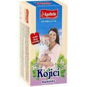 Apotheke Kojící maminky čaj 20 x 1,5 g