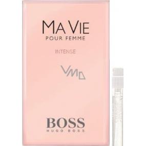 Hugo Boss Ma Vie pour Femme Intense parfémovaná voda 1,5 ml s rozprašovačem, Vialka