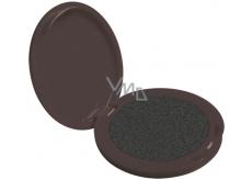 Dermacol Neon Hair Powder barevný pudr na vlasy 08 Black With Glitters 2,2 g