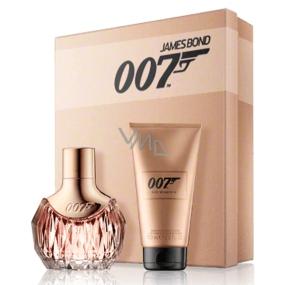 James Bond 007 for Women II parfémovaná voda 30 ml + tělové mléko 50 ml, dárková sada