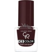 Golden Rose Ice Color Nail Lacquer lak na nehty mini 190 6 ml