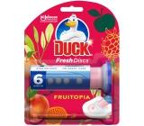 Duck Fresh Discs Fruitopia WC gel pro hygienickou čistotu a svěžest Vaší toalety 36 ml