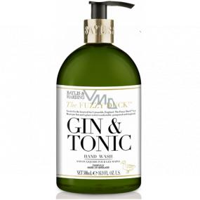 Baylis & Harding Gin A Tonic tekuté mýdlo na ruce 500 ml
