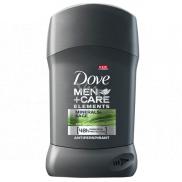 Dove Men + Care Elements Minerals & Sage tuhý antiperspirant deodorant s 48hodinovým účinkem 50 ml
