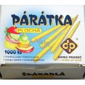 Dipro Párátka plochá 1000 kusů