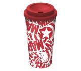 Epee Merch Marvel Avengers hrnek na kávu plastový 520 ml
