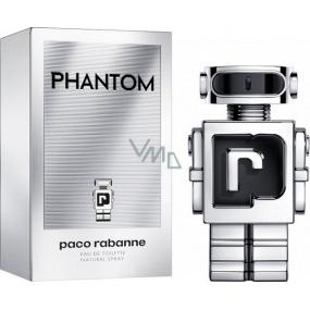 Paco Rabane Phantom toaletní voda pro muže 5 ml, Miniatura