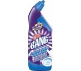 Cillit Bang Power Cleaner Ocean Force Wc čistič gel odstraňovač odolných skvrn 750 ml