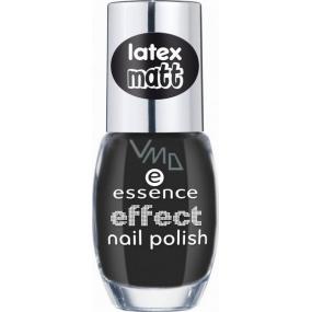 Essence Effect Nail Polish lak na nehty 32 The Black Cat 10 ml