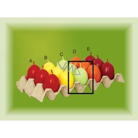 Lima Aromatické vajíčko svíčka zelená C 40 x 60 mm 1 kus