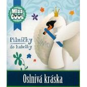 Nekupto Miss Cool Pilníčky na nehty Labuť Oslnivá kráska 6 kusů 1 balení