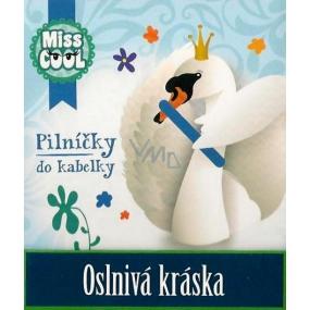 Nekupto Miss Cool Pilníčky na nehty Labuť Oslnivá kráska 6 kusů 1 balení, 003