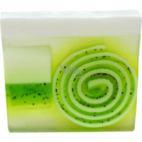 Bomb Cosmetics Limetkový švihák - Lime Dandy Přírodní glycerinové mýdlo 100 g