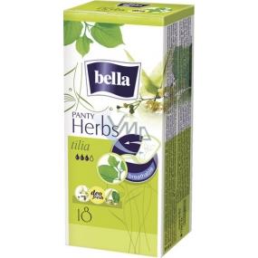 Bella Herbs Tilia hygienické slipové vložky 18 kusů