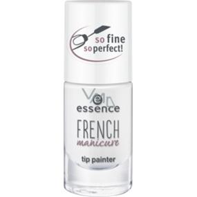 Essence French Manicure lak na špičky nehtů 01 it's perfectly fine 8 ml