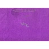 Nekupto Dárková papírová taška s glitry malá 12 x 17 cm Fialová 034 33 QS