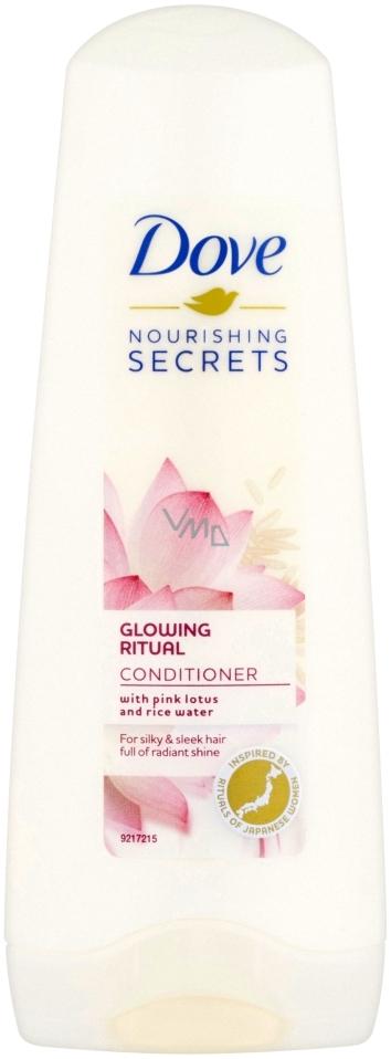 Dove Nourishing Secrets Glowing Ritual Rozzařující rituál kondicionér na vlasy 200 ml