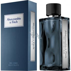 Abercrombie & Fitch First Instinct Blue Man toaletní voda pro muže 50 ml