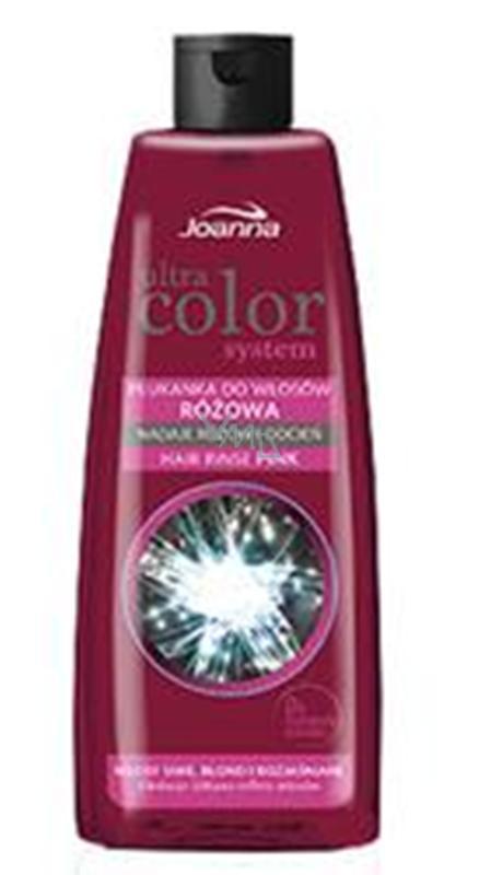 Joanna Ultra Color Hair Rinse Pink 150ml 4131 Vmd Parfumerie