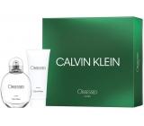 Calvin Klein Obsessed for Men toaletní voda 100 ml + sprchový gel na tělo a vlasy 100 ml, dárková sada