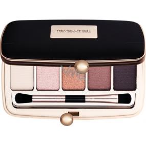 Makeup Revolution Renaissance Night paletka očních stínů 5 x 1 g