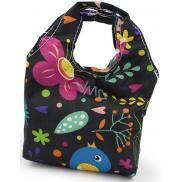 Nekupto Trendy nákupní taška s pouzdrem 058 38 x 32,5 x 4,5 cm