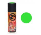 Zo barevný lak na vlasy Zelený 125 ml sprej