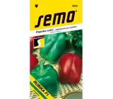 Semo Paprika roční zeleninová, pro rychlení Rubika F1 hybrid 15 semen