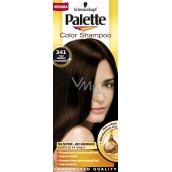 Schwarzkopf Palette Color Shampoo tónovací barva na vlasy 341 - Čokoládový